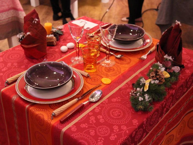 Table au coin du feu des tables aux couleurs de l 39 hiver - Table de capitalisation gazette du palais 2013 ...