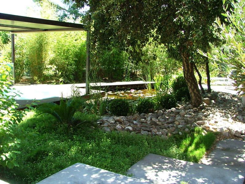 un jardin bien am nag un jardin japonais quatre ans