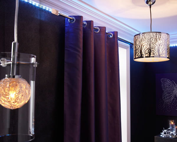 Suspension forest de leroy merlin 30 lampes pour changer d 39 ambiance j - Suspensions leroy merlin ...