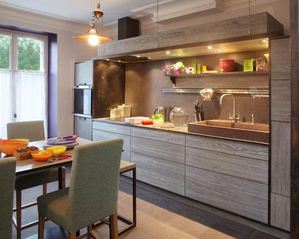 Les nouveaut s pour une cuisine toujours plus pratique for Concevoir une cuisine pratique