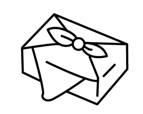 faire un noeud plat le furoshiki un emballage cadeau. Black Bedroom Furniture Sets. Home Design Ideas