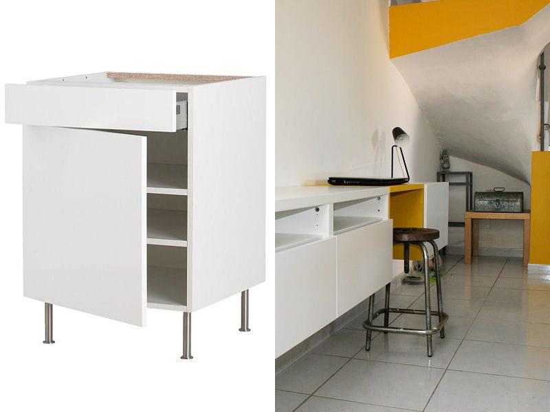 De la cuisine au bureau 7 meubles ikea m tamorphos s for Organisateur de bahut de bureau ikea