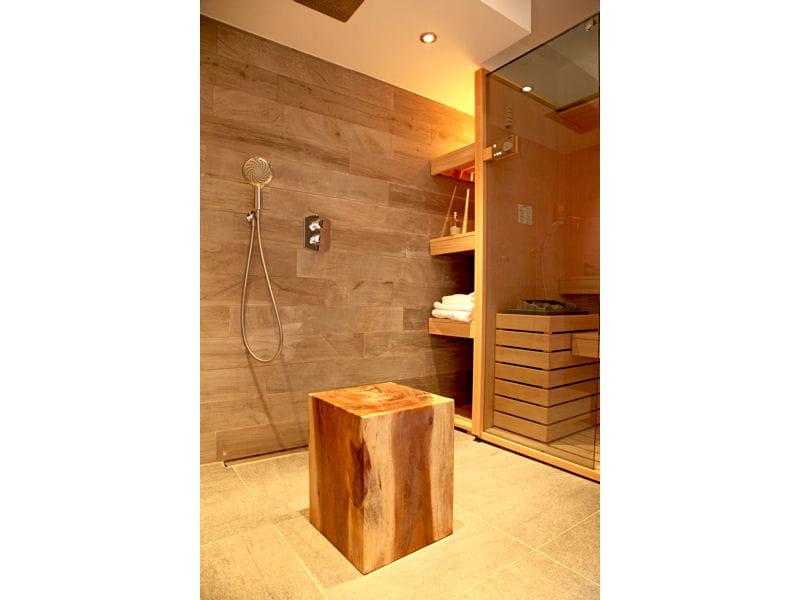 Douche pour la d tente douche l 39 italienne une pluie - Idee de douche a l italienne ...