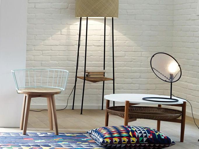 Table basse de gallery s bensimon pour la redoute la for La redoute bensimon meubles