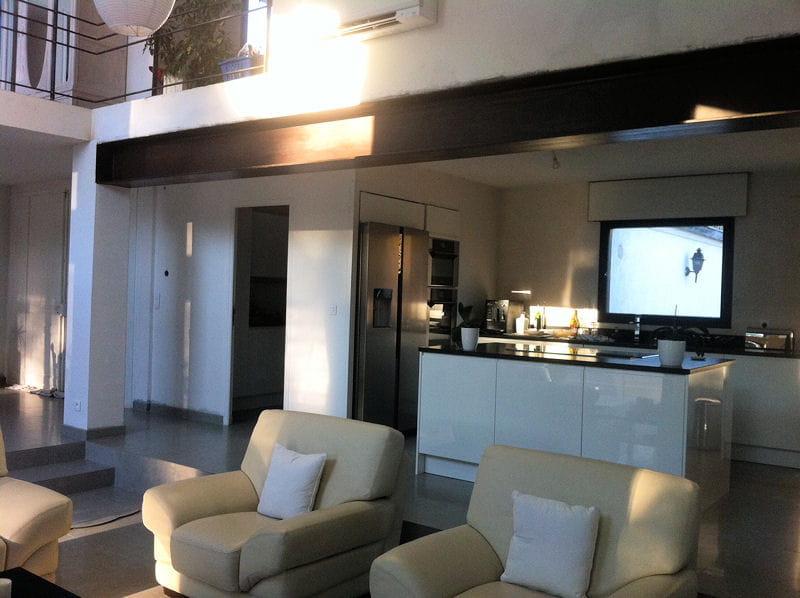 Sejour avec cuisine ouverte maison design for Deco cuisine ouverte sejour