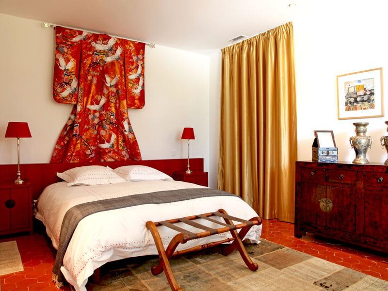 T te de lit chinoise 50 id es originales pour refaire sa t te de lit jour - Tetes de lit originales ...