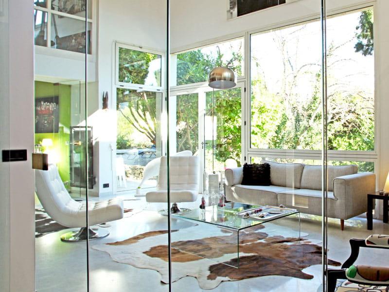 Une maison cube moderne et audacieuse journal des femmes - Photo maison cube moderne ...