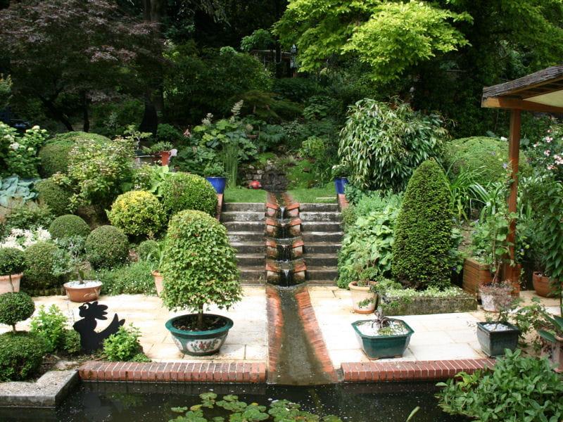cinq jardins visiter en 2014
