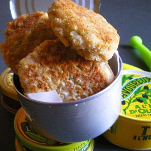 Bouch es croustillantes au thon 35 recettes pour - Cuisiner du thon en boite ...