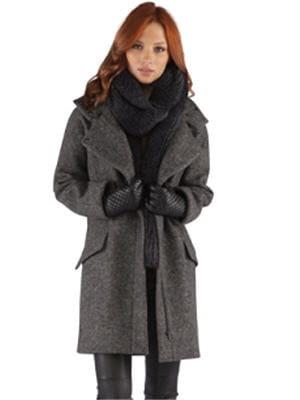 Le manteau oversize de comptoir des cotonniers 40 - Manteau comptoir des cotonniers hiver 2012 ...