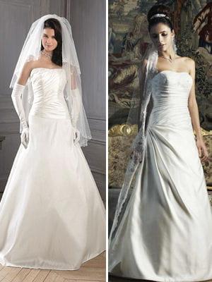 Robes de mariée : oui aux petits prix ! - Journal des Femmes