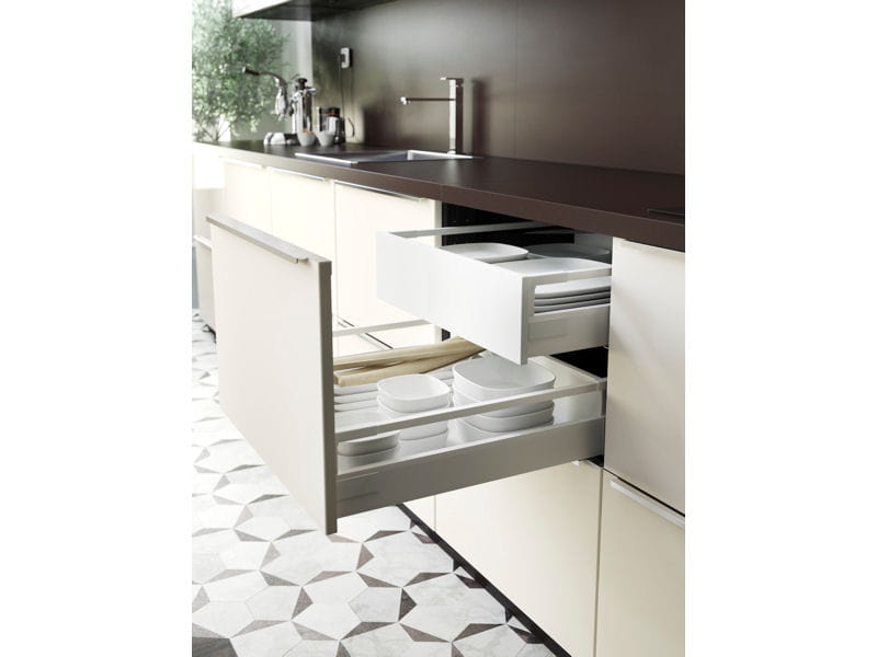 deux tiroirs en un cuisine la nouvelle metod d 39 ikea journal des femmes. Black Bedroom Furniture Sets. Home Design Ideas