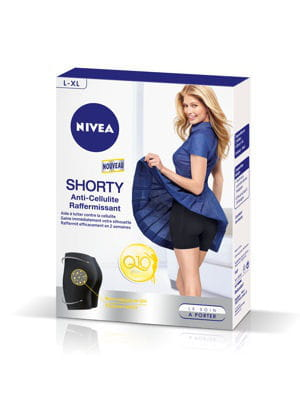 en dehors de l 39 europe mod le shorty minceur nivea efficace. Black Bedroom Furniture Sets. Home Design Ideas