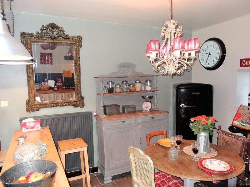 Mix De Styles Autour De La Table Manger La Maison D 39 Anne Une Ancienne Ferme La D Co