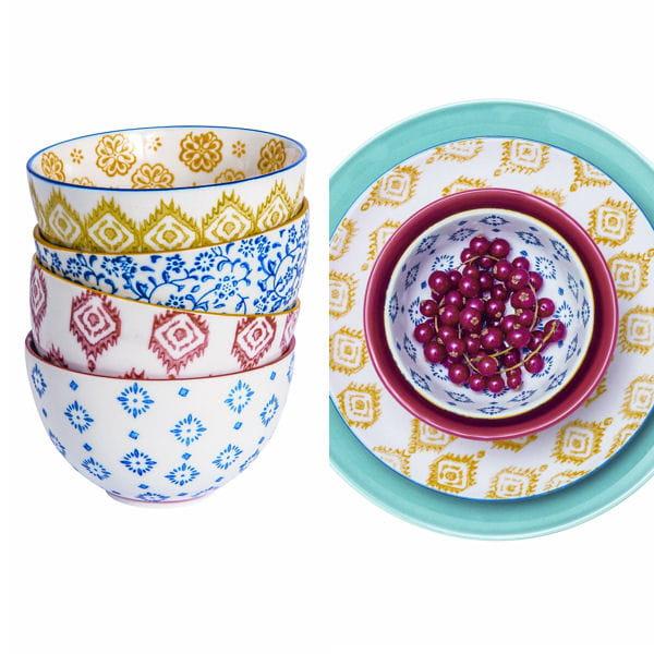 Ethnique chic tea time 20 instants th tr s d co journal des femmes - Galeries lafayette vaisselle ...