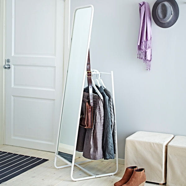 Miroir Bois Ikea : Penderie miroir Ikea : acheter penderie miroir Ikea