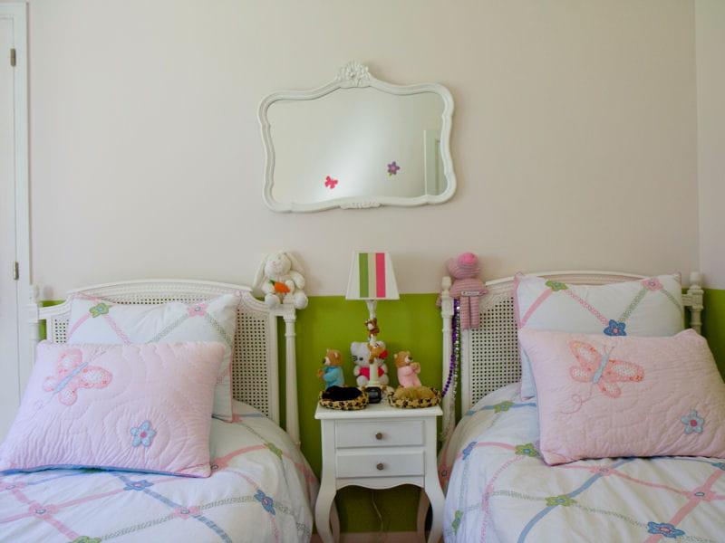R ve de petite fille chambre d 39 enfants esprit dortoir for Chambre de reve pour fille