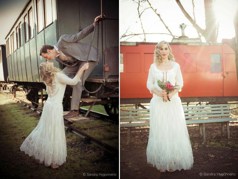 Un mariage ann es 20 dans un train mariage ann es 20 embarquez dans un train journal des - Mariage annee 20 ...