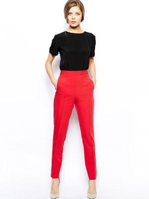 pantalon taille haute de asos. Black Bedroom Furniture Sets. Home Design Ideas
