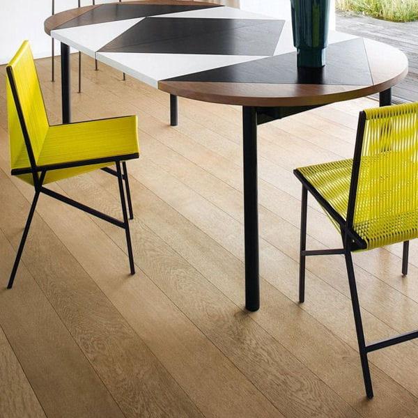 Chaises jaunes serge bensimon pour la redoute - La redoute bensimon meubles ...