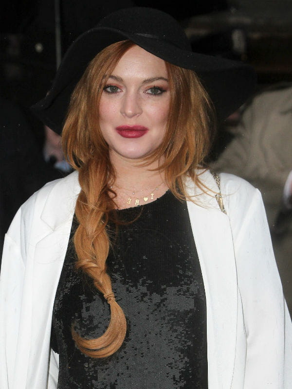 Lindsay lohan raconte sa fausse couche journal des femmes - Mademoiselle agnes fausse couche ...