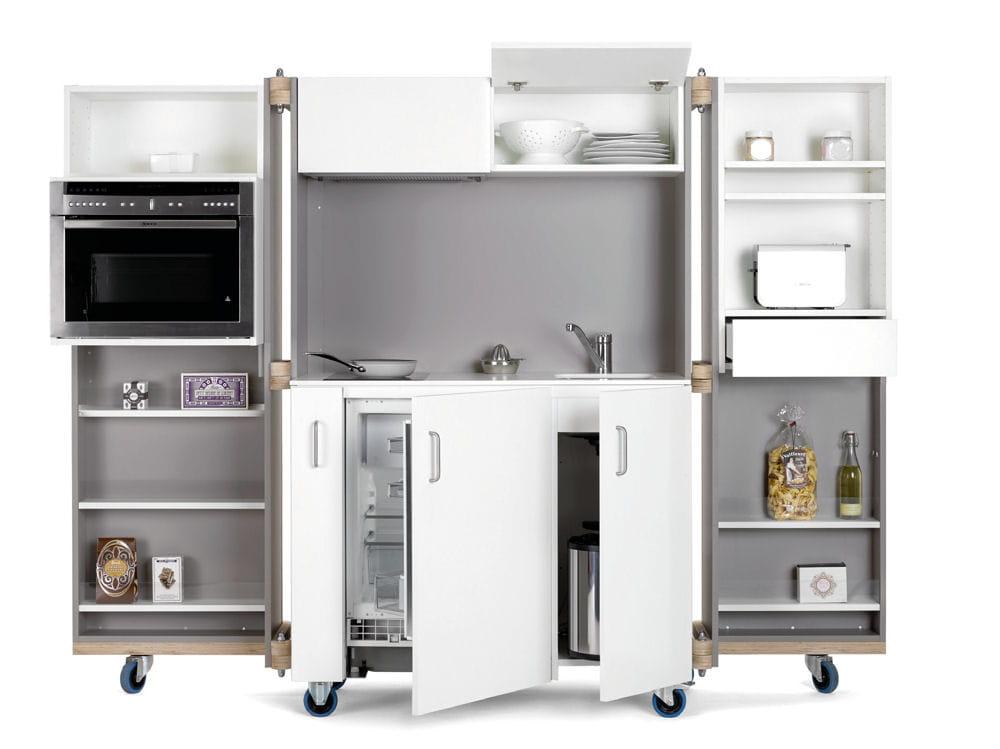 l 39 objet du d sir la cuisine compacte de neff. Black Bedroom Furniture Sets. Home Design Ideas