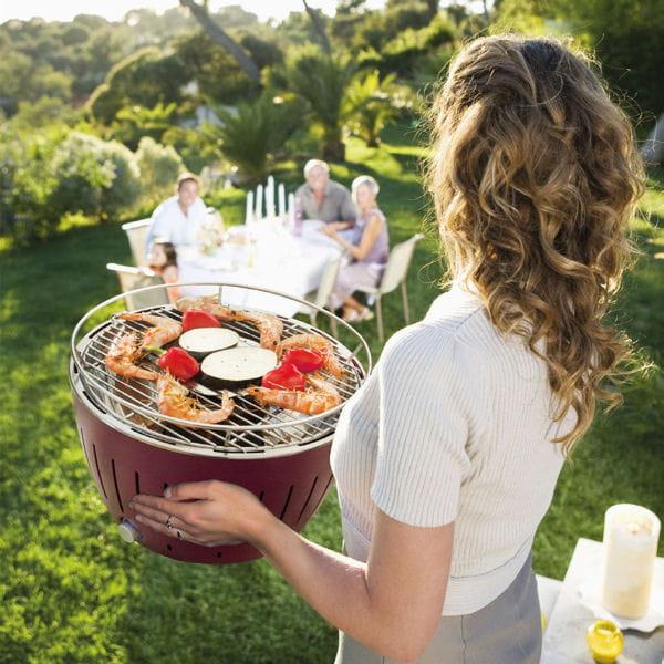 barbecue nomade barbecues planchas et braseros pour cuisiner au jardin journal des femmes. Black Bedroom Furniture Sets. Home Design Ideas
