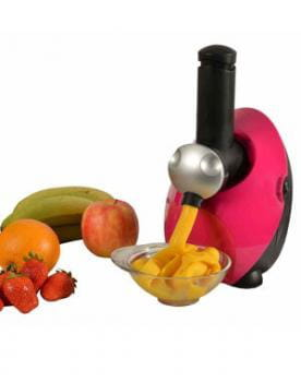 sorbetière frutimix de kitchen chef