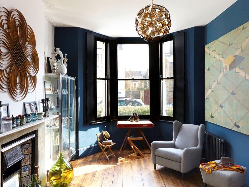 bow window au petit salon une maison de famille so british journal des femmes. Black Bedroom Furniture Sets. Home Design Ideas