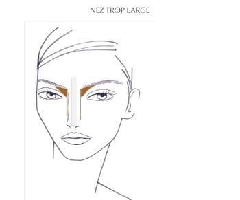 le contouring pour affiner son nez par patrick lorentz, senior make-up artist