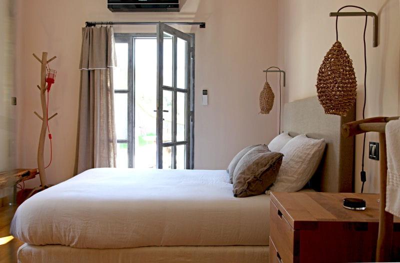 d coration chambre adulte ethnique. Black Bedroom Furniture Sets. Home Design Ideas