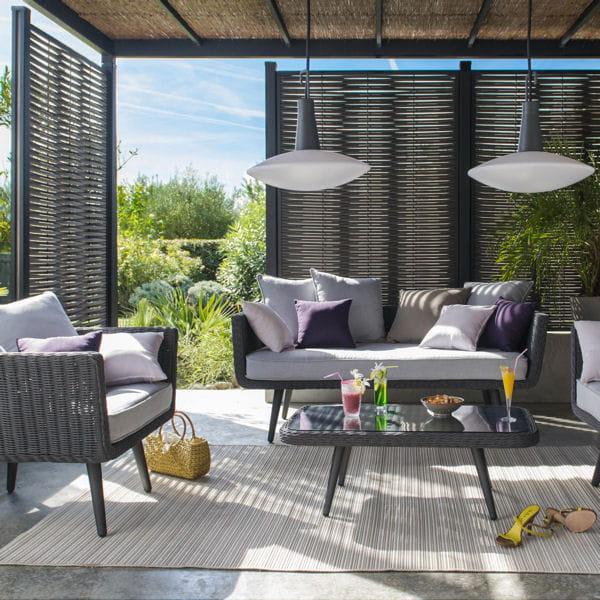 accessoire pour pergola un p 39 tit coin d 39 ombre dans le. Black Bedroom Furniture Sets. Home Design Ideas