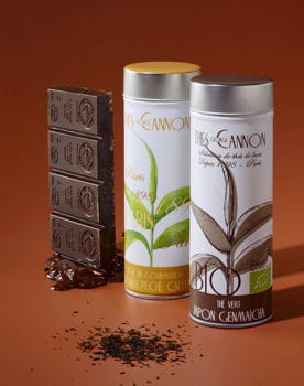 coffret gourmandise de george cannon
