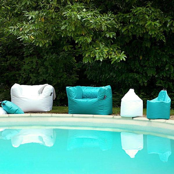 Fauteuil club de jardin priv du mobilier pour chiller for Piscine vegetale prix