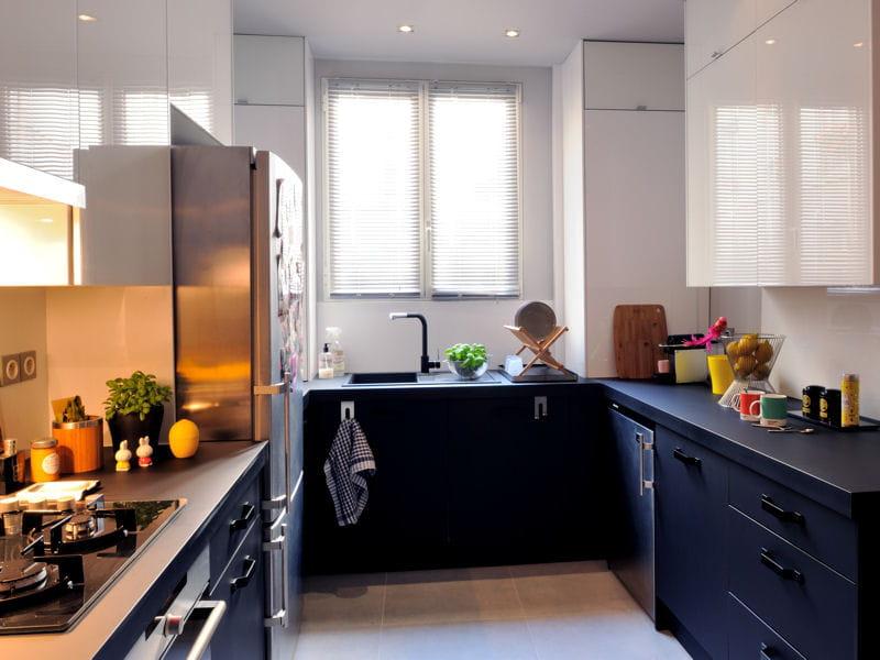 Apr s une cuisine contemporaine et fonctionnelle avant - Cuisine pratique et fonctionnelle ...