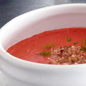 soupe glac e la tomate et fraise 50 recettes de. Black Bedroom Furniture Sets. Home Design Ideas