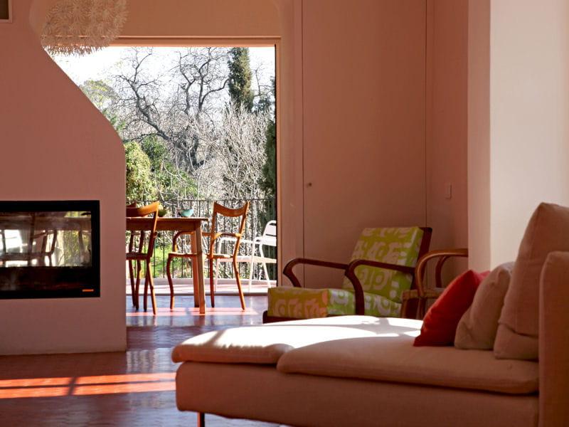 baie vitr e et s jour ouvert des maisons ouvertes sur l 39 ext rieur journal des femmes. Black Bedroom Furniture Sets. Home Design Ideas