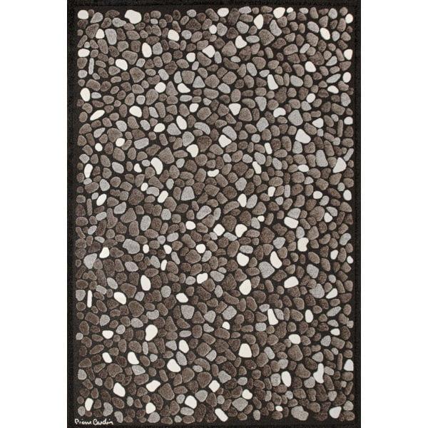 tapis en trompe l 39 oeil on d roule le tapis au jardin journal des femmes. Black Bedroom Furniture Sets. Home Design Ideas