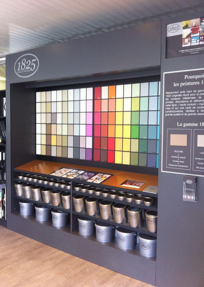 th odore peintures ouvre un showroom parisien. Black Bedroom Furniture Sets. Home Design Ideas