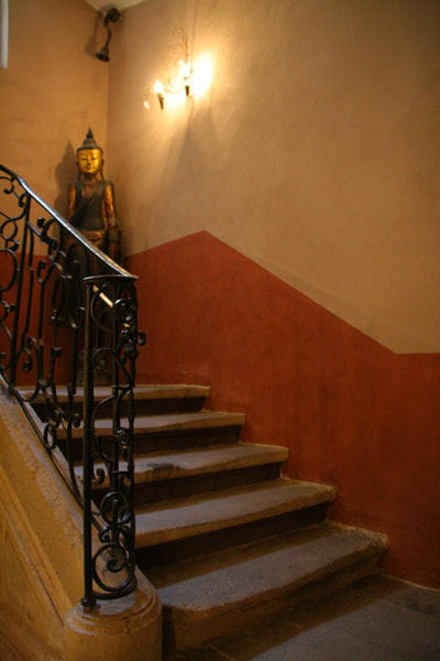 d corer un palier d 39 escalier. Black Bedroom Furniture Sets. Home Design Ideas