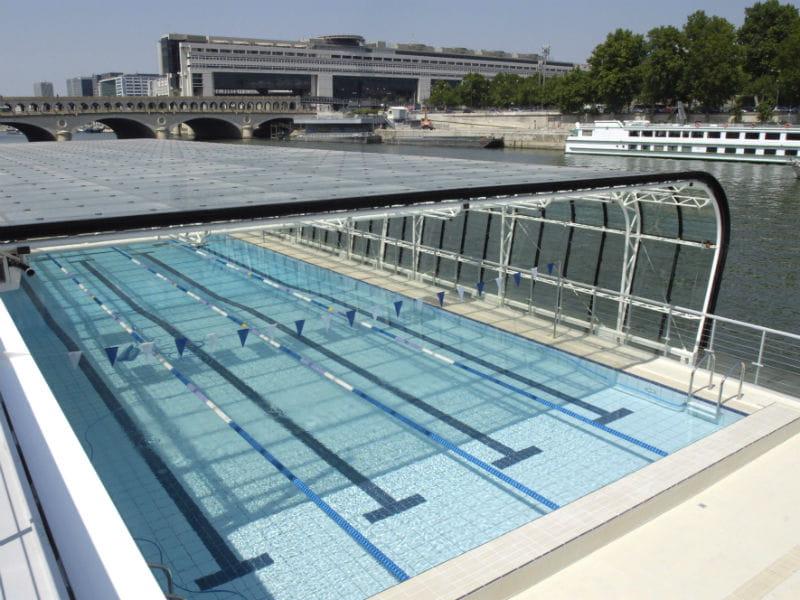 10 belles piscines d couvrir cet t for Piscine armand massard