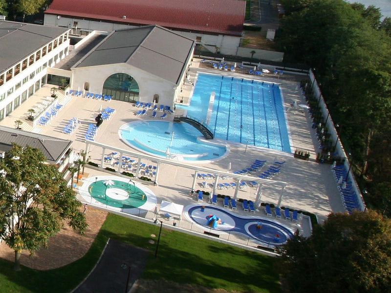 La piscine du palais des sport de puteaux 10 belles for Piscine 50m toulouse
