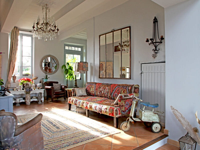 L 39 esprit maison de famille au coeur de la d co journal - Decoration maison de famille ...