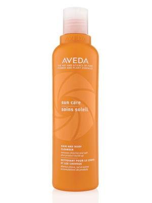 sun care hair & body cleanser d'aveda