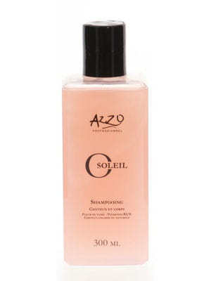 o soleil shampoing d'azzo professionnel