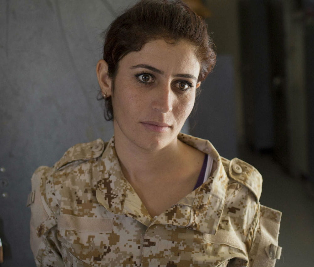 Kurdistan irakien les femmes prennent les armes journal des femmes - Le journale des femmes ...