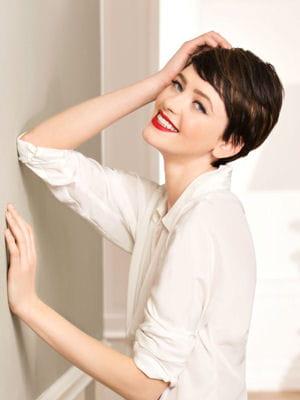 Coupe courte boyish : Les coiffures tendance de l'année - Journal des Femmes