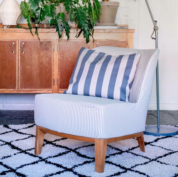quand rayure rime avec allure je customise mes meubles ikea journal des femmes. Black Bedroom Furniture Sets. Home Design Ideas