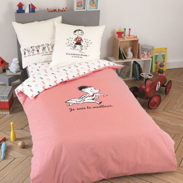 les aventures du petit nicolas la chambre d 39 enfant dans de beaux draps. Black Bedroom Furniture Sets. Home Design Ideas