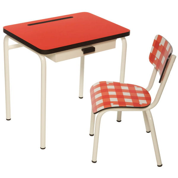 le bureau d 39 colier remis au go t du jour. Black Bedroom Furniture Sets. Home Design Ideas